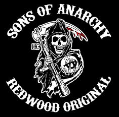 Sons Of Anarchy Logo by RadillacVIII.deviantart.com on @deviantART
