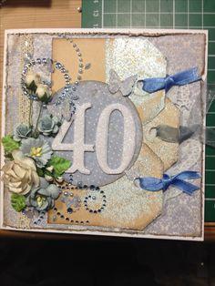 40 års fødselsdagskort 2016
