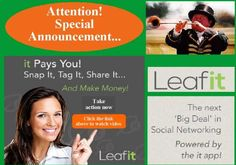 Stand by this social media app will take you by storm all you have to is snap a photo, tag it, share it and make money