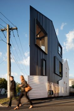 The Acute House, Melbourne, 2016 - OOF! Architecture