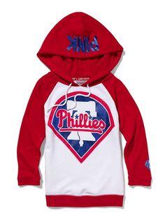 Philadelphia Phillies Baseball Hoodie - Victoria's Secret Pink® - Victoria's Secret