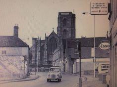 Vincent Street 1969.