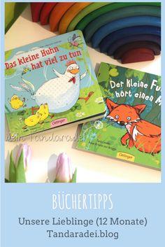Büchertipps für Babys