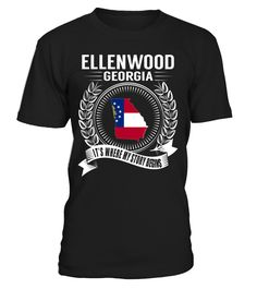 Ellenwood, Georgia - It's Where My Story Begins #Ellenwood