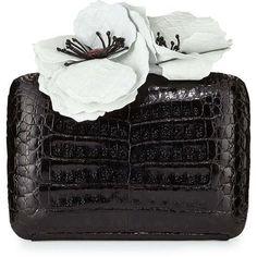 Black Handbags, Purses And Handbags, Givenchy, Hermes, Crocodile Handbags, Dior, Nancy Gonzalez, Chanel, Black Purses