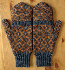 Ravelry: Ix Mitts pattern by Rebecca Blair