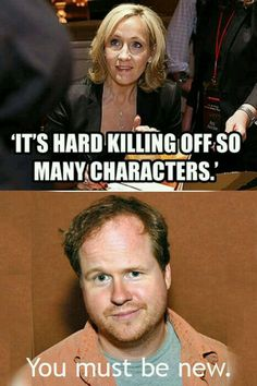 It's not for Joss.