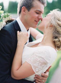 Elegant White Utah Wedding - #elegant #ldswedding #ryleehitchner
