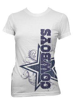 Dallas Cowboys Tee by ABGraphicsandPrint on Etsy