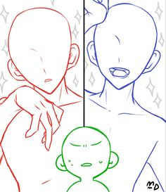 drawings of babies Body Reference Drawing, Anime Poses Reference, Art Tutorials, Drawing Tutorials, Drawing Expressions, Poses References, Art Poses, Drawing Base, Art Drawings Sketches
