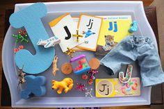 The Kavanaugh Report: Tot School: Letter J