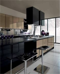 Berloni Kitchens by Pinky and the Brain