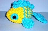 Angel Fish Amigurumi Pattern : 1000+ images about Amigurumi Water Creatures on Pinterest ...