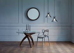 Masters chair by Philippe Starck | Simple elegance