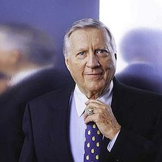 George Steinbrenner - Rocky River, OH, longtime owner of the New York Yankees
