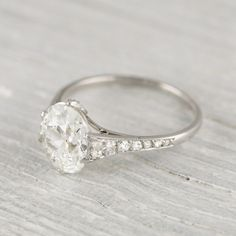 Engagement Rings | New York Vintage & Antique Engagement Rings and Jewelry – Erstwhile Jewelry Co NY
