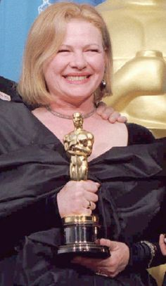 "Dianne Weist - Best Supporting Actress ""Bullets over Broadway"" 1995."