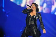 Demi Lovato, Baltimore Arena Baltimore, MD #DemiWorldTour 06-09-2014.