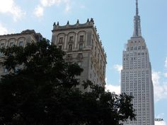 Empire State Building, Barcelona Cathedral, New York, Travel, New York City, Viajes, Destinations, Traveling, Nyc