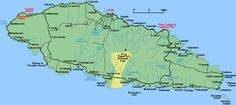 Samoa islands another map of western samoa island of savaii world map of samoan islands gumiabroncs Gallery