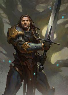 Image result for handsome warriors d&D