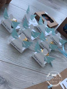 Dekoracje na Chrzest synka! - SanderSon Diy Gifts, Scrapbooking, Candy, Chocolate, Decoration, Kids, Handmade, Decor, Young Children