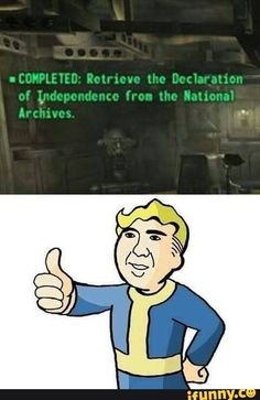 videogames, funny, fallout4, fallout