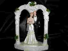 Celtic Wedding Cake Toppers - The Wedding Specialists | Irish ...