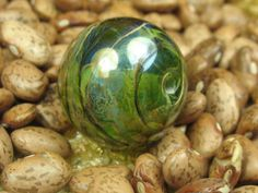 Into the Fire Lampwork Art Beads ~Glorioso~ Artisan handmade glass focal bead