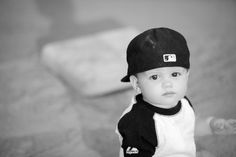 Liam is ONE | Child Photography | MLB - Pittsburgh Pirates | Melissa Lucci Photography