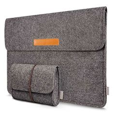 Inateck 13,3 Macbook Air Hülle Ultrabook Laptop Tasche Filz Sleeve Speziell für Macbook Pro 13 Retina und Macbook Air