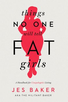 """An interview with plus size blogger and author, Jes Baker of """"Things No One Will Tell Fat Girls"""""""