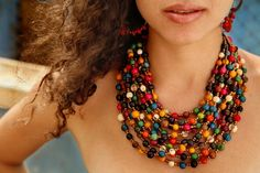 Good jewelry. Fair trade with style.