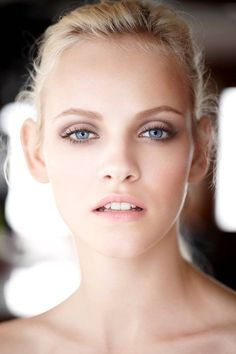 Ginta Lapina by Diego   Bridal make up