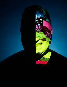I am the New Creatives by Joshua Davis, via Behance