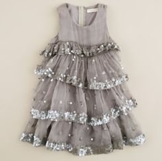 Shop the Girls' sequin enchant dress at J.Crew and see the entire selection of Girls' Dresses. Find Girls' clothing & accessories at J. Little Girl Fashion, Little Girl Dresses, Kids Fashion, Girls Dresses, Flower Girl Dresses, Flower Girls, Party Dresses, Wedding Dresses, Baby Kind
