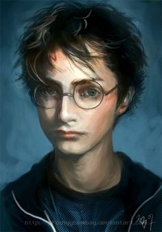 Harry J. Potter by =ProdigyBombay