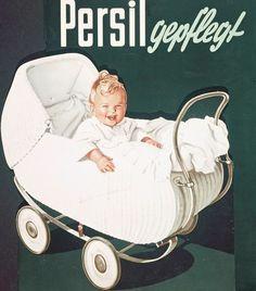 Aus 100 Jahren Persil-Werbung -