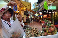 Frutta esotica per le vie di Siem Reap  #cambodia #siemreap #cambogiaviaggi