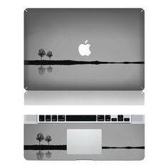 river tree macbook  decal  vinyl  mac  decal stickers for apple macbook 11 13 15 inch on Etsy, $16.99