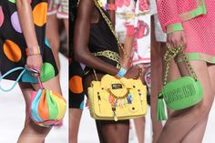 12 bags and 1 iPhone cover you'll want from Moschino Spring Summer ...★★SPRING IS HERE!! SPRING ACCESSORIES 2015★★Timothy John Designs◀http://timothyjohndesign.com◀FIND US @ FACEBOOK◀TWITTER◀INSTAGRAM! semiprecious jewelry necklace earrings bracelets trendy luxurious handcrafted made in NYC USA~!