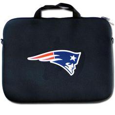 New England Patriots Logo, Patriots Fans, 17 Inch Laptop, Nfl Sports, Laptop Accessories, Fan Gear, Laptop Case, Shoulder Strap, Airport Security