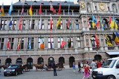 Government building,Antwerp./J.Stolte