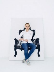 Canvas Chair by YOY Design Studio.