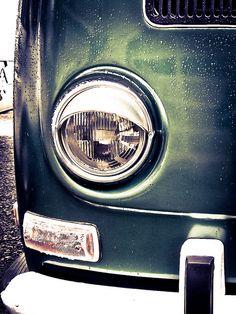 Volkswagen Bully detail