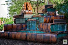 Funny pictures about Cinncinati Public Library Fountain. Oh, and cool pics about Cinncinati Public Library Fountain. Also, Cinncinati Public Library Fountain photos.