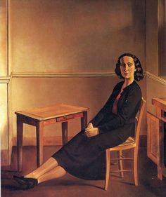 Balthus 'portrait of Marie-Laure de Noailles'