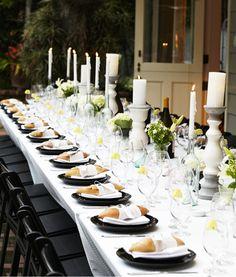 la decoración de mis mesas: Ideas para la mesa: ¡Platos del pan, fuera!