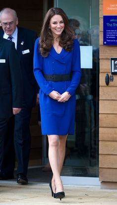 Kate Middleton | Coat Dress