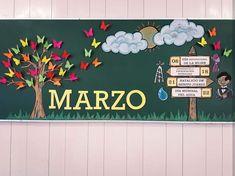 31 Imagenes Estupendas De Periodico Escolar Classroom Board